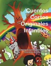 Cuentos Cortos Originales Infantiles (Paperback or Softback)