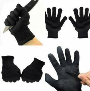 STAINLESS STEEL GLOVES Butchers/Fishermans Filleting/Sea Fishing/Unhooking Fish