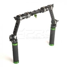LanParte UG-03 Rosette Dual Side Handgrips with arri lock For BMCC BMPC FS700