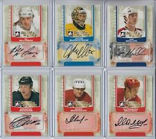 2011-12 ITG Canada vs The World Autographs #AJMU Joe Mullen