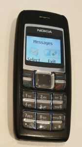 Nokia 1600 - Black - Vodafone/Lebara