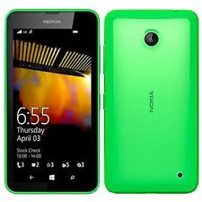 Nuovo di Zecca Nokia Lumia 635 Green Windows 8GB 4G sblocca 100% ORIGINALI STOCK