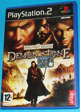 Forgotten Realms - Demon Stone - Sony Playstation 2 PS2 - PAL