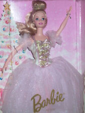 New Barbie as the Sugar Plum Fairy in the Nutcracker Ballet First Edition Doll