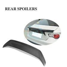 Carbon Fiber Rear Trunk Spoiler Wings Fit for Toyota 86 12-17 Subaru BRZ 13-17