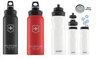 SIGG Wide Mouth Bottle 1 L Sports 0,75 L Wasserflasche weite Öffnung