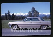 1963 Kodachrome Photo slide Oldsmobile Super 88 car automobile Oregon