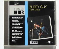 BUDDY GUY . STONE CRAZY . LES GÉNIES DU BLUES . CD