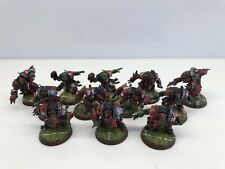 The Gouged Eye - Orc Blood Bowl Team Painted