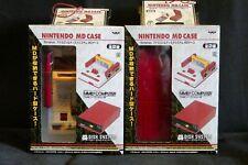 RARE 4 collectors Nintendo MiniDisc MD Family Computer Case Banpresto Brand New