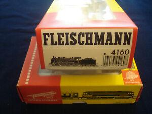 Fleischmann HO Originalverpackung für Lok Nr.:4160