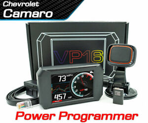 Volo Chip VP16 Power Programmer Performance Tuner for Chevy Camaro