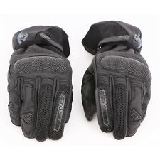 Stadler Vent 2 Sommer Handschuhe schwarz Gr. 9 Motorrad Sport Racing luftig NEU