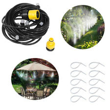 Garden Sprinkler Patio Mistcooling 10 metres Water Mist Curtain