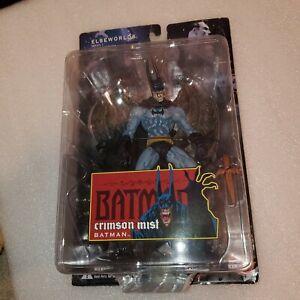 DC Direct Elseworlds Series 1 Vampire Batman CRIMSON MIST Action Figure 2005