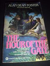 Spellsinger #2 The Hour of the Gate By Alan Dean Foster Paperback -  0446341819