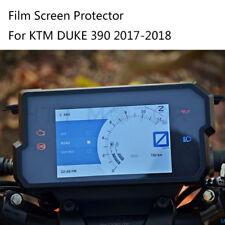 Para KTM Duke 390 2017-2018 Tablero/Speedo Protector de Pantalla Pantalla