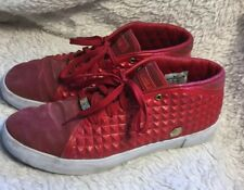 Nike LEBRON XIII NSW LIFESTYLE Red GOLD Size 11.5 Mens Basketball Shoes Rare