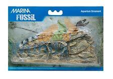 MARINA JURASSIC PARK BRONTOSAURUS FOSSIL FISH TANK AQUARIUM DECORATION 12347