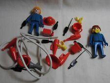 tütFw - Playmobil - Sammlung altes Feuerwehr Zubehör