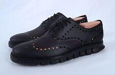 Cole Haan Zero Grand Sneaker- Black- Size 7 M  (TB5)
