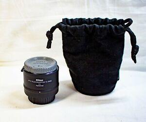 Nikon AF-S TC-20E III Teleconverter 2x Aspherical TC20EIII