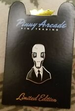 Pinny Arcade Automata Carl Swangee Pin 2014 Limited Edition LE PAX OG