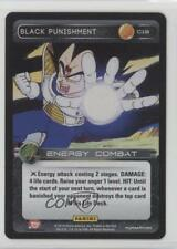 2014 Panini's Dragonball Z TCG - Set 1: Premiere #C19 Black Punishment Card 0a9