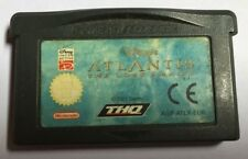ATLANTIS THE LOST EMPIRE - Nintendo Gameboy Advance JUEGO -  EUR - THQ