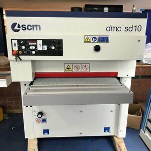 New SCM DMC SD 10 **11,350.00 + Vat**