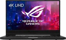 "ASUS - ROG Zephyrus M15 15.6"" 4K Ultra HD Gaming Laptop - Intel Core i7 - 16G..."