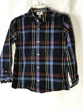 Old Navy Junior Boys Button Up Shirt Sz L