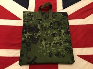 NEW Danish M84 Camouflage Camo Large Boilie Bag - Carp Fishing Bait Bag Military