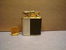 Vtg Ronson Whirlwind Lighter_Excellent Cond.-Art Deco_Windproof_Reptile?_Working