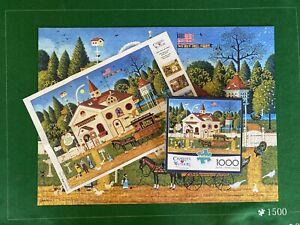 Buffalo Games Charles Wysocki Jigsaw Puzzle - 1000 Piece