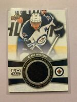 A5440 - 2015-16 Upper Deck Game Jerseys #GJBW Blake Wheeler 1C Jersey