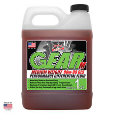 REV-X GEAR-M 80W-90 GL5 - High Performance Racing Rear End Gear Lube Oil