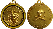 Medaglia Medal Comando Artiglieria RMNE Testa di Medusa #D634