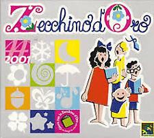 Zecchino D'Oro 44 Edizione 2001 CD I Fiori Della Solidarieta'