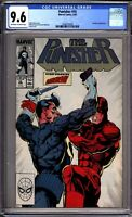 Punisher 10 CGC Graded 9.6 NM+ Marvel Comics 1988