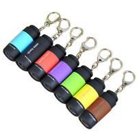 Mini 0.3W USB LED Super Bright Flashlight Pen Light Small Torch Lamp Keychain PK