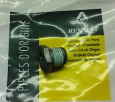 RENAULT 5 GT TURBO NEW GENUINE GEAR BOX GEARBOX OIL BOTTOM  DRAIN PLUG