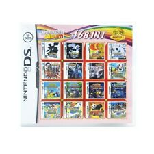 468 in 1 Video Game Cartridge Card Compilation for Nintendo DS 3DS 2DS Consoles