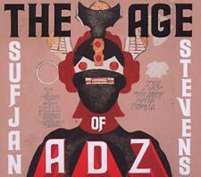 Sufjan Stevens - The Age Of Adz (NEW CD)