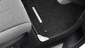 Genuine Land Rover Range Rover Evoque 2019 Luxury Carpet Mat Set - Manual