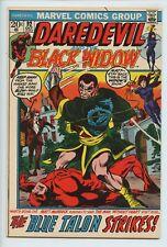 1972 MARVEL DAREDEVIL #92 1ST BLACK WIDOW LOGO, BLACK PANTHER   NM- 9.2-9.4   S2