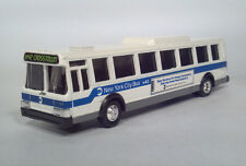 Road Champs 1:87New York City MTA Bus Flxible Metro Grumman870Transit Diecast