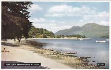 On Loch Lomondside, LUSS, Dunbartonshire