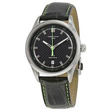 Certina DS 2 Precidrive Black Dial Mens Watch C024.410.16.051.02