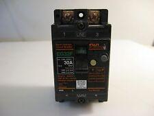(H5) Fuji Earth Leakage Circuit Breaker, EG33F, EN60347-2, 30A, 2- Pole, New